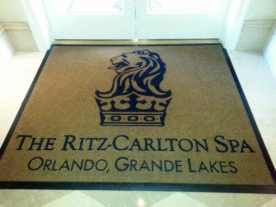 The Ritz-Carlton Orlando, Grande Lakes : Spa