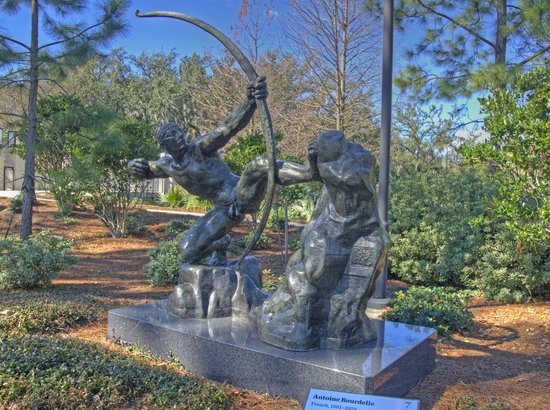 Mid park picture of new orleans city park new orleans tripadvisor for New orleans city park sculpture garden