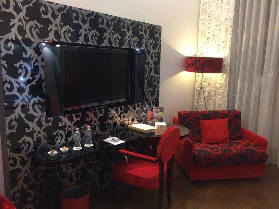 Iberostar Grand Hotel Budapest: Spacious Room