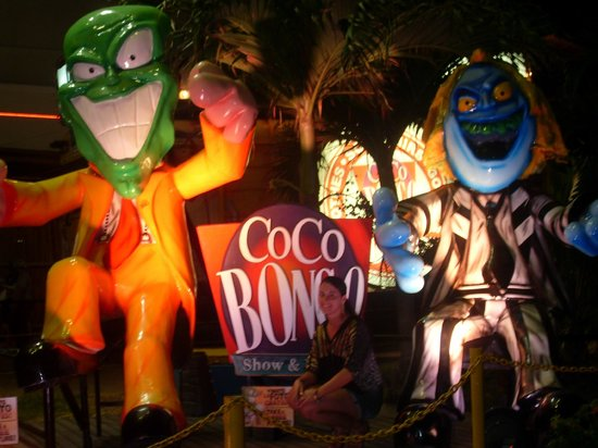 Coco Bongo Cancun: Legal