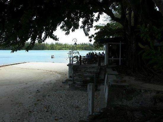 Hotel Hibiscus : Hotel Restaurant & Beach