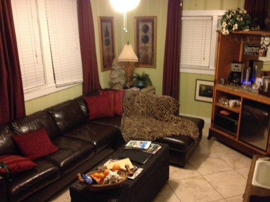 Casa Grandview : View of Living Area 1
