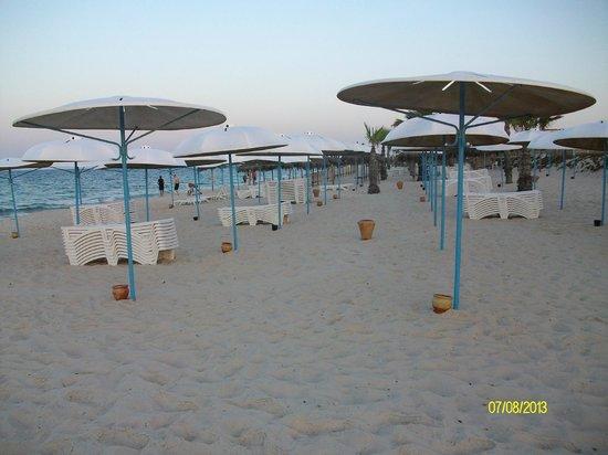 El Mouradi Port El Kantaoui : The beach