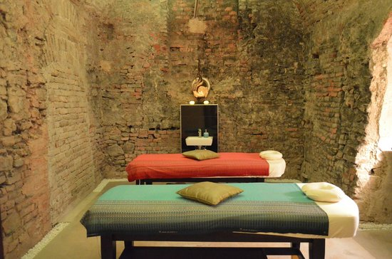 Aisawan Boutique Spa: One of our treatment rooms