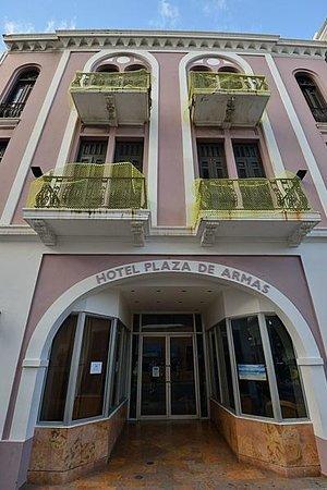 Hotel Plaza De Armas Old San Juan : Exterior