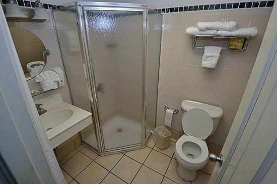 Hotel Plaza De Armas Old San Juan: Bathroom