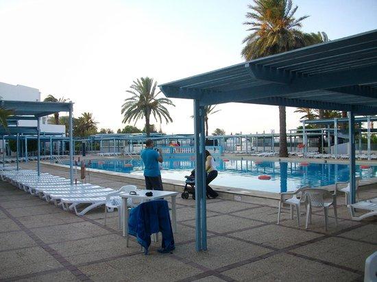 El Mouradi Port El Kantaoui : The pool