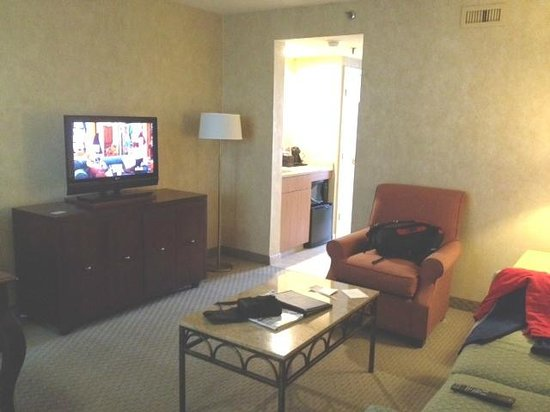 Embassy Suites by Hilton Philadelphia-Valley Forge: Good space