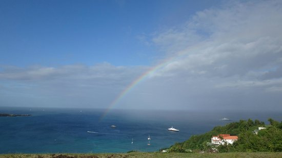 Grenada Indian Cuisine - For the Love of It: Beautiful rainbow