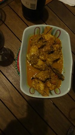 Grenada Indian Cuisine - For the Love of It: Chicken curry to indulge your taste