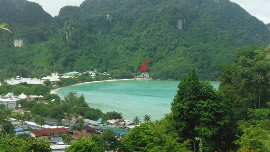 Phi Phi Good View: from the view point