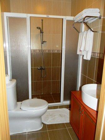 Hotel Gedik Pasa Konagi: Bathroom
