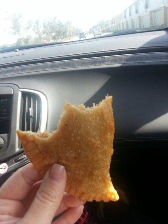 Sofrito Mama's: Mouth-watering empanadas!!!