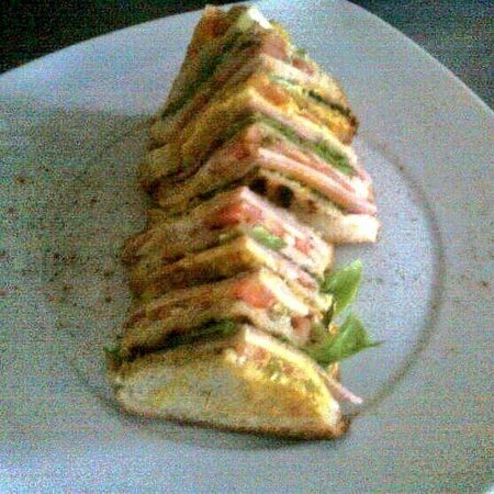Ambience Bar & Grill : Ambience Club Sandwich