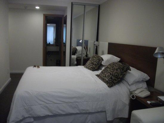 Palm Beach Plaza Hotel: Vista do quarto