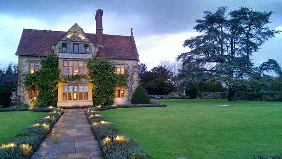 Great Milton, UK: Le Manoir Aux Quat' Saisons 1