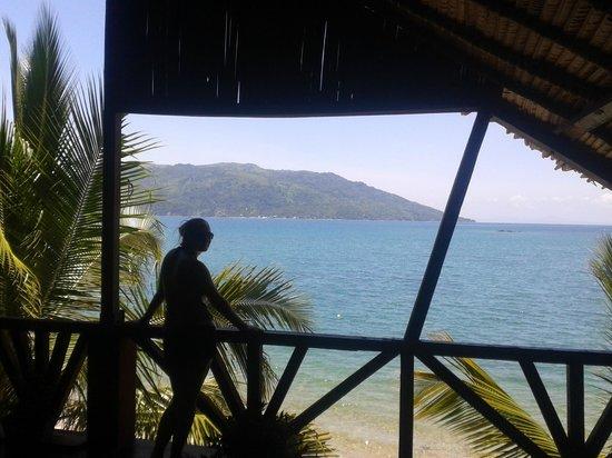 Gîte Guyan: La mer...