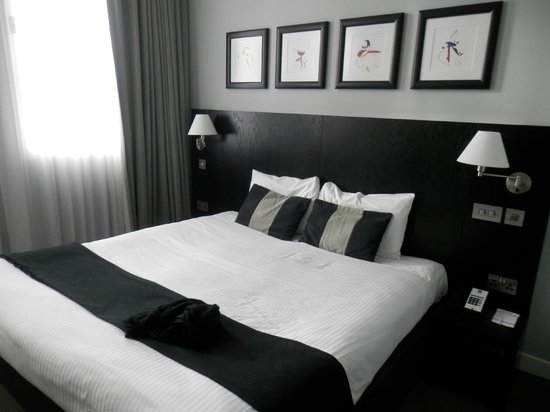 The Nadler Liverpool: cama doble - king size