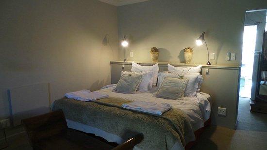 Schulphoek Seafront Guesthouse & Restaurant: Sea Horse Room
