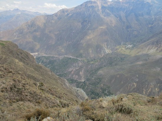 Killawasi Lodge: Colca Canyon