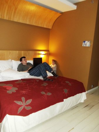 Hestia Hotel Europa: Номер