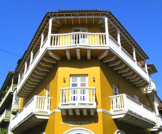 Los Balcones de Badillo Hotel : vista de dia