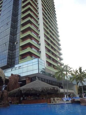 El Cid Castilla Beach Hotel: Torre
