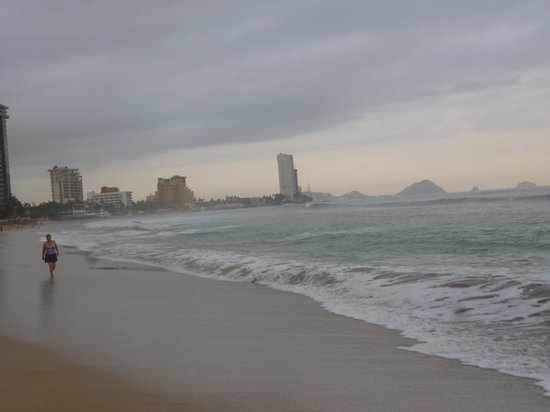 El Cid Castilla Beach Hotel: Playa