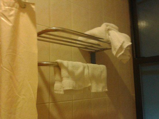 Hotel St. James: serviettes