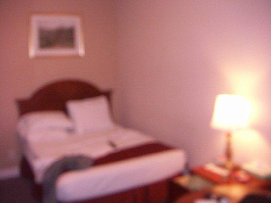 Hotel St. James: lit