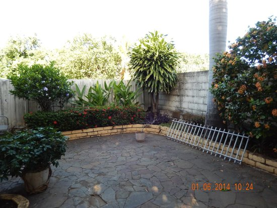 Hostal Dona Ida : Patio