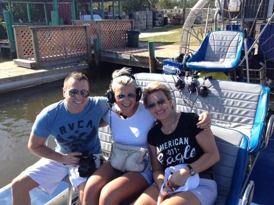 Everglades City Airboat Tours : Awesome adventure!