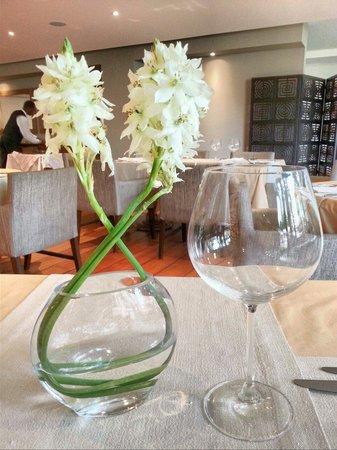 Movich Casa del Alferez : In the restaurant