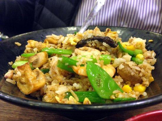 Zakura Noodle & Sushi: Chahan