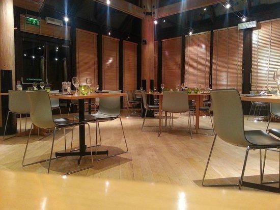 Holiday Inn Hemel Hempstead M1, Jct.8: Restaurant was pleasant and comfortable