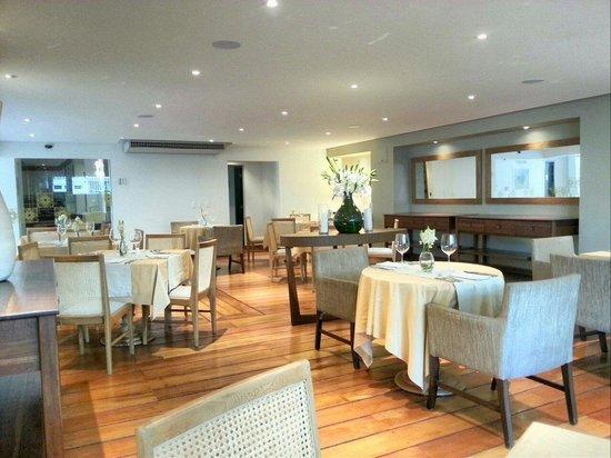 Movich Casa del Alferez : The restaurant