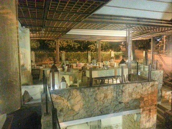 Movich Casa del Alferez : Open bar
