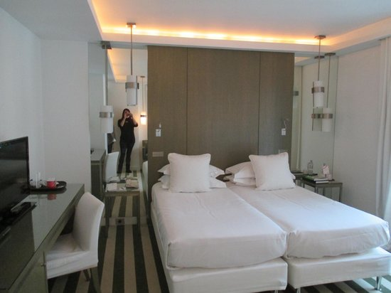 Hotel Le A: Junior suite