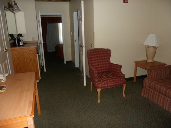Country Inn & Suites by Radisson, Round Rock, TX: 1 Bedroom Suite