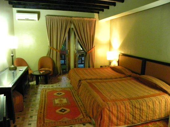 Hotel Ouarzazate Le Riad : Camera