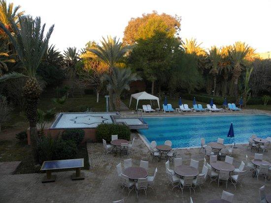 Hotel Ouarzazate Le Riad : Piscina