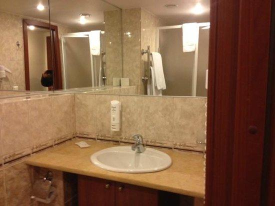 SunFlower Park Hotel: Lavabo