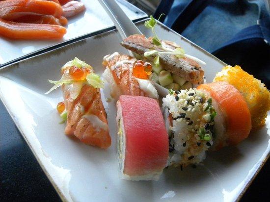 Oishi Grand (Siam Discovery Center): More Sushi!