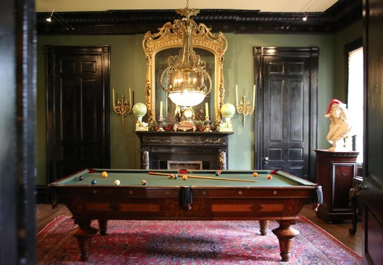 Houmas House Plantation and Gardens: Pool room