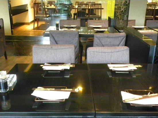 Oishi Grand (Siam Discovery Center): The restaurant