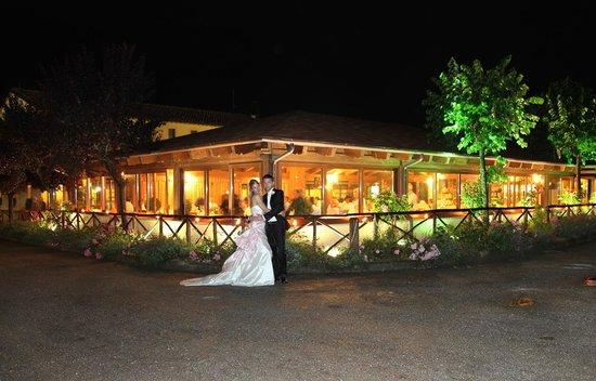La Locanda dei Golosi: I matrimoni di sera