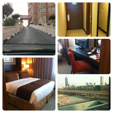 Roda Al Murooj: Our room in the hotel