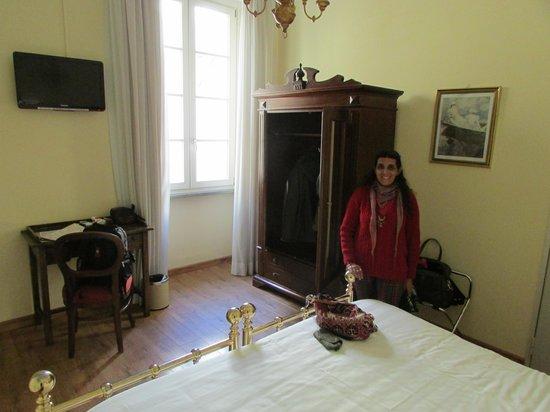 Hotel Pendini: La habitación