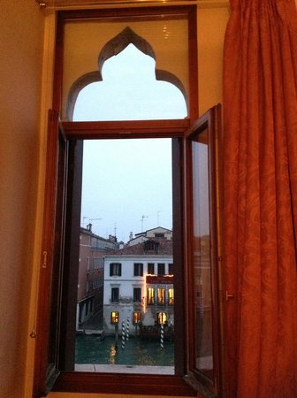 Hotel Principe : vista
