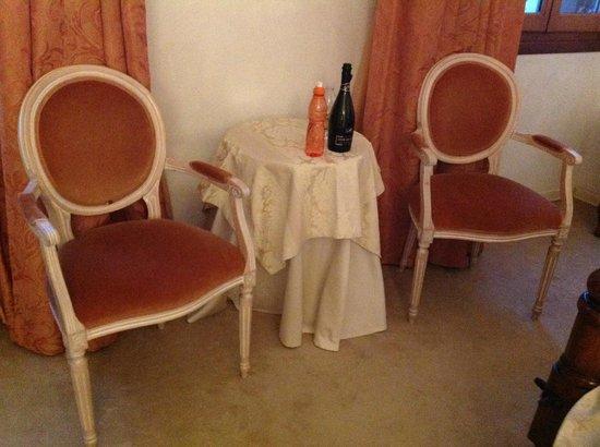 Hotel Principe : suíte